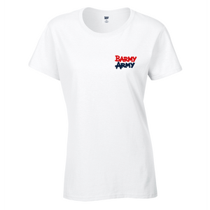 Barmy Army Women's Supporters Tee
