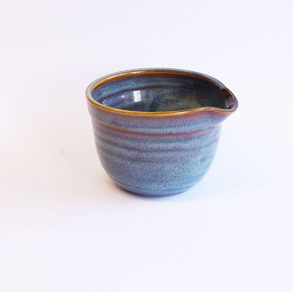 Blue Earth Small Pouring Bowl