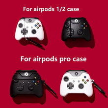 Load image into Gallery viewer, Protective silicone cases for Airpods - Xbox