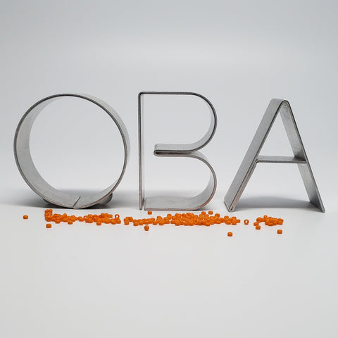 O.B.A. Orange Bead Art