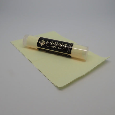 Yellow Sunshine Polishing Cloth