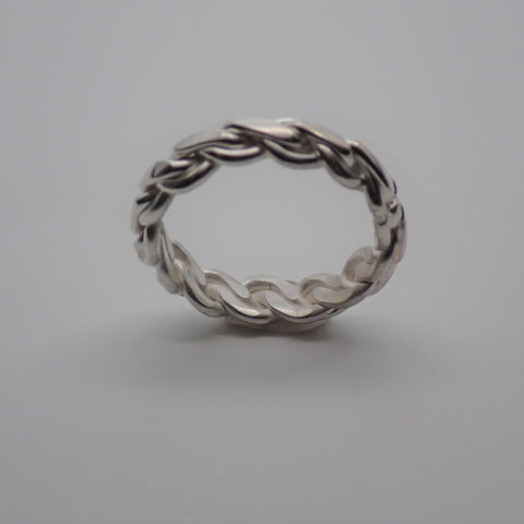 Complex Twist Ring (size 5.875)