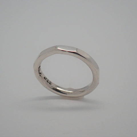12 Sided Polygon Ring (size 5.5)