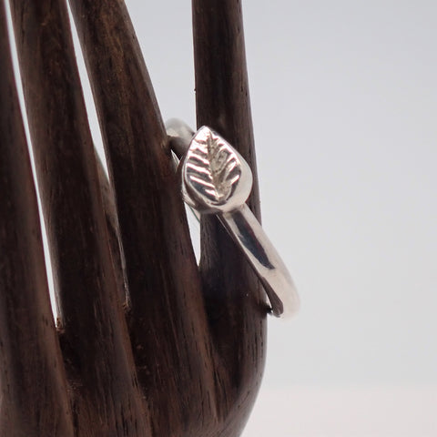 Leaf Ring (size 6.25)
