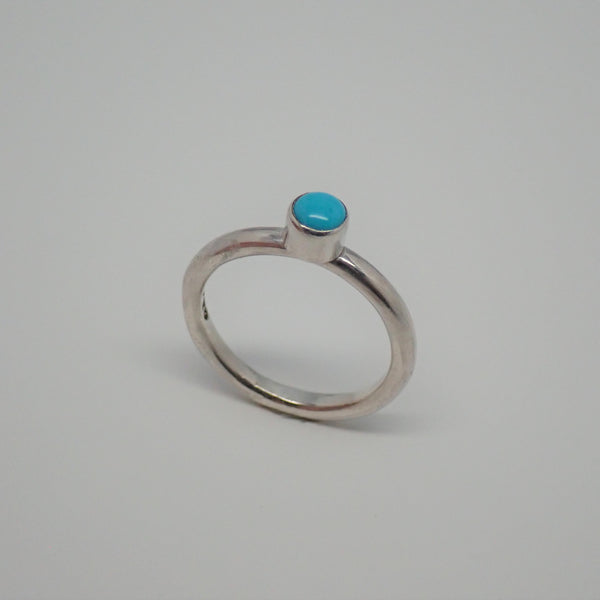 Sleeping Beauty Turquoise Ring (size 8.5)