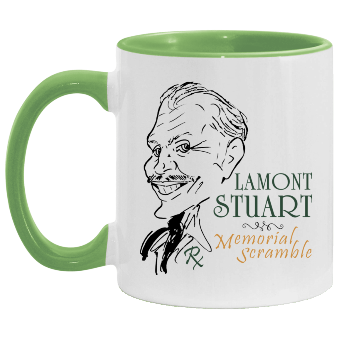 LaMont Stuart Memorial Accent Mug