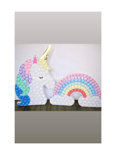 Load image into Gallery viewer, Unicorn & Rainbow
