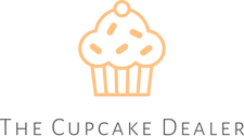 The Cupcake Dealer Logo, Cupcakes Atlanta