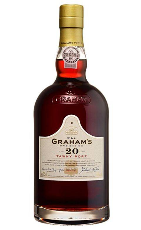 Graham´s Port 20 years old Tawny.