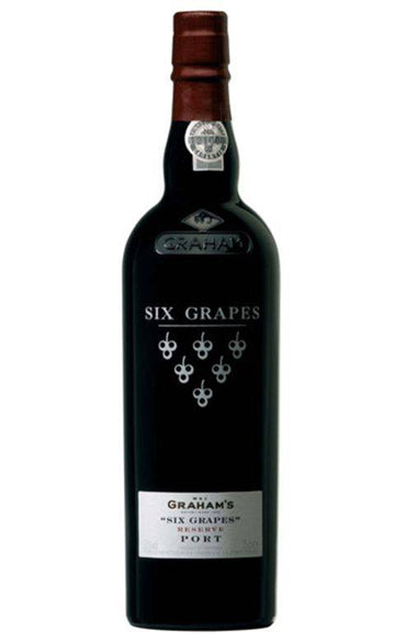 Graham´s Port Six Grapes