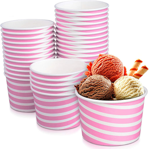 Ice Cream Sundae Cups & Ice Cream Bowls