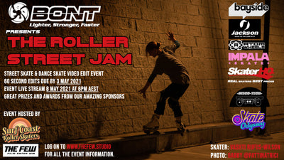 The Roller Street Jam 2021 hosted by The Few Studio