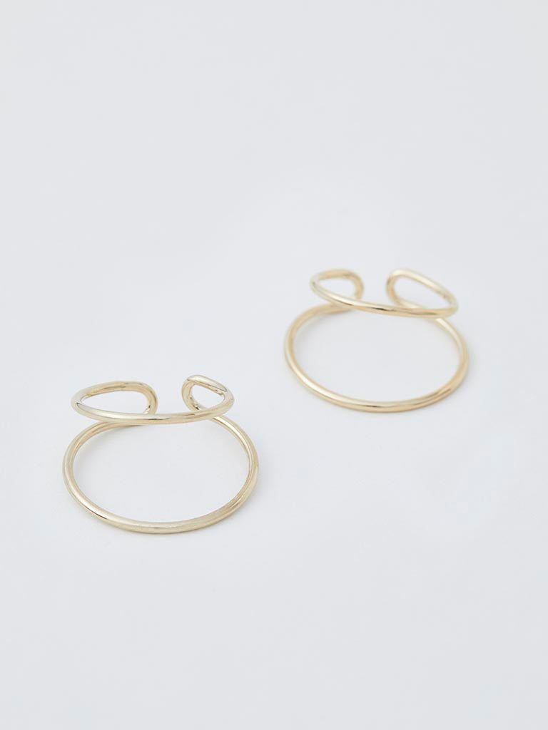 two hoop two cuffs