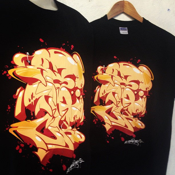 Screen Printing Examples