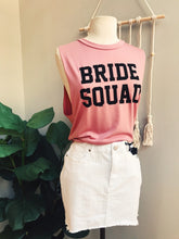 Load image into Gallery viewer, Bride Squad Cozy Tank