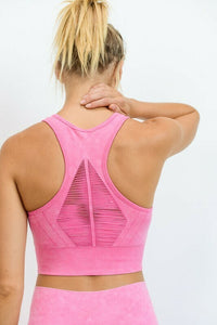 Diamond Back Sports Bra