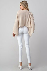 Giselle Wide Sleeve Knit Top