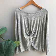 Load image into Gallery viewer, Front Twist Sweater