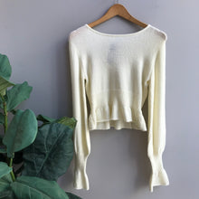Load image into Gallery viewer, Long Sleeve Ruffle Top