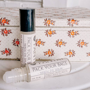 Pack Your Bags: Neroli Eye