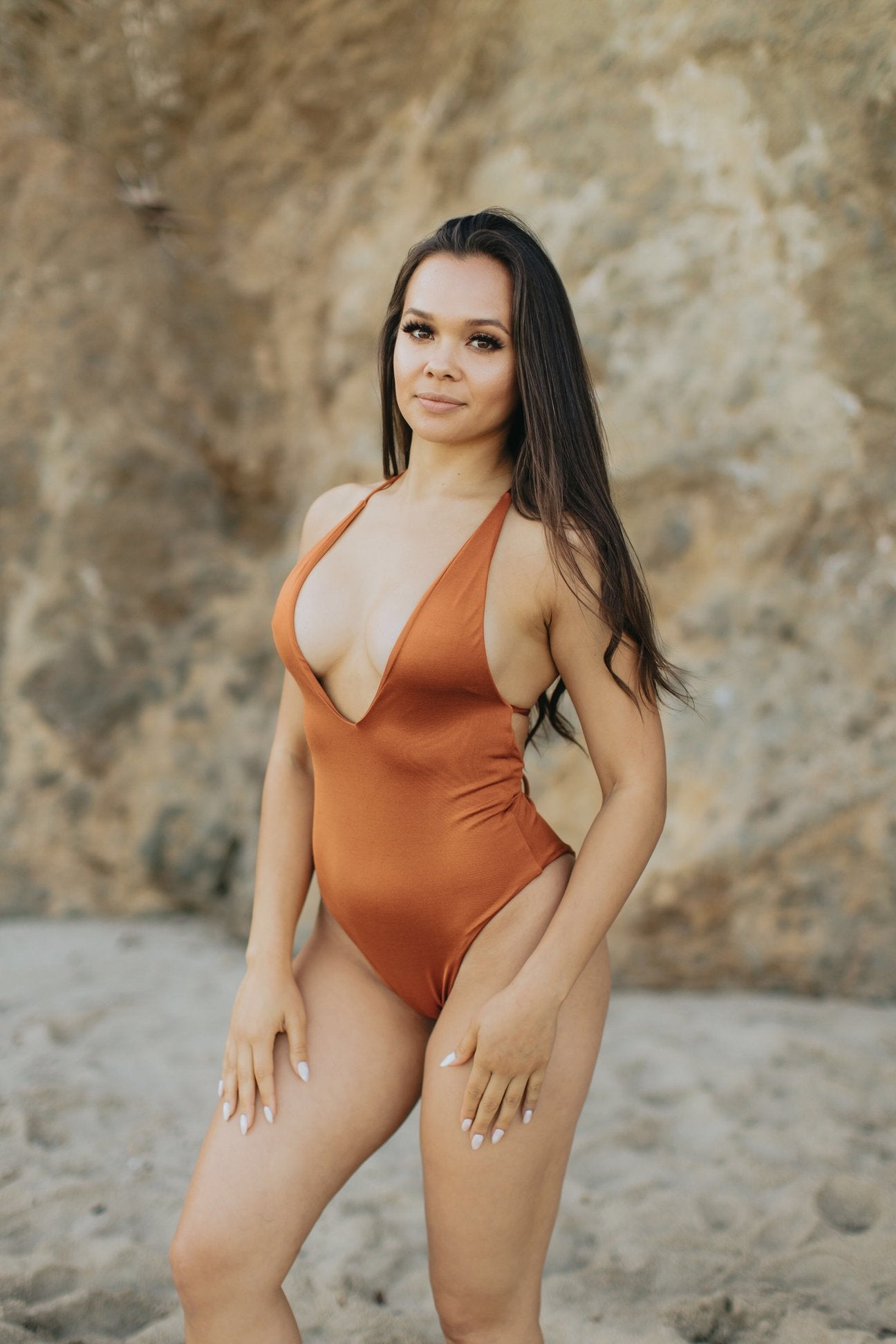 Amber One Piece