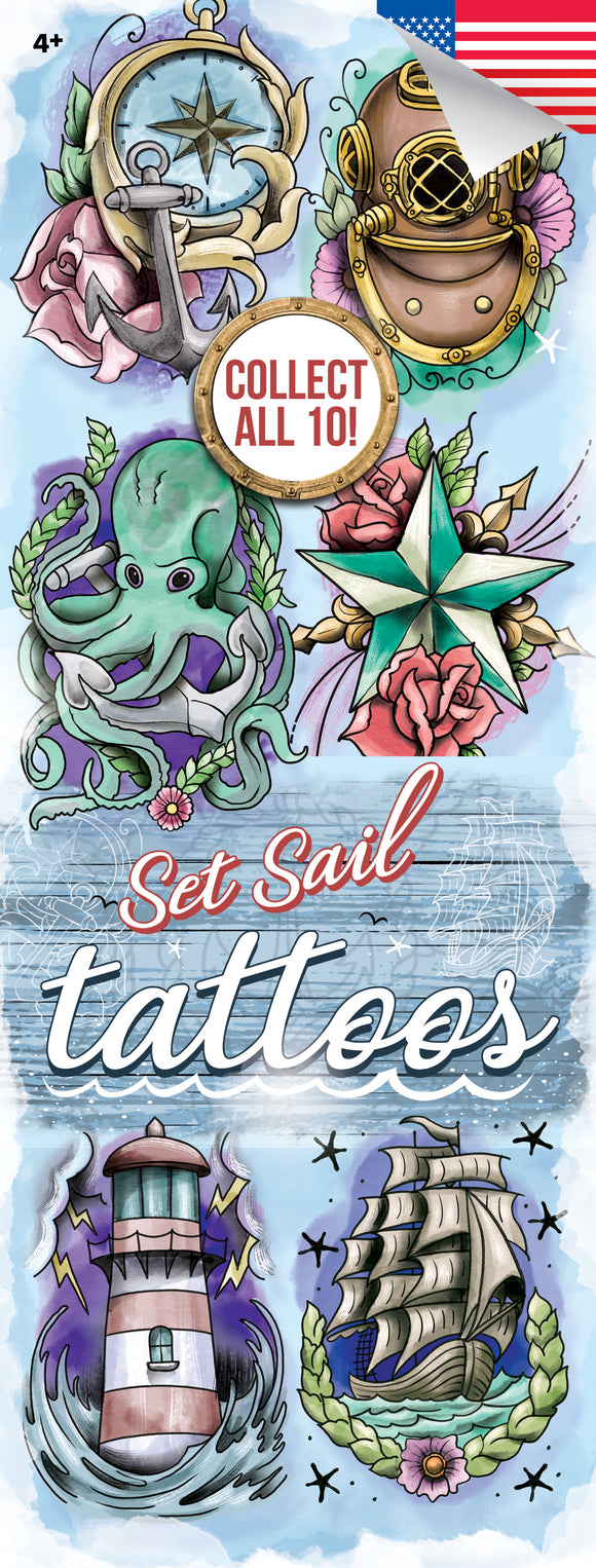 Set Sail Tattoos