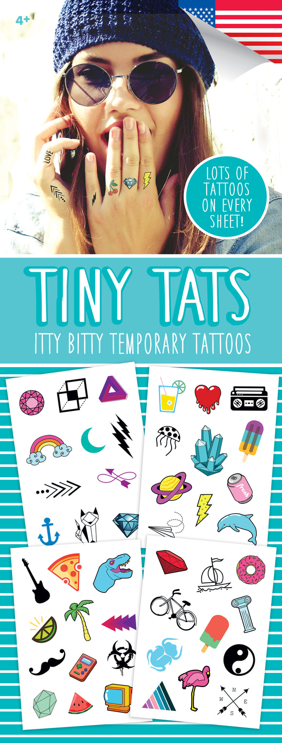 Tiny Tats Tattoos