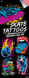 Skate Tattoo - DISPLAY CARD