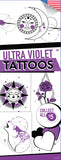 Electrifying Ultra Violet Tattoos - MORE AVAILABLE 1/20/21