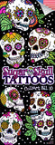 Sugar Skulls Tattoos