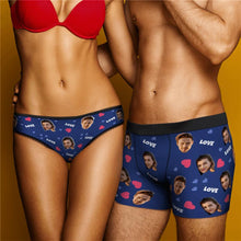 Load image into Gallery viewer, Custom Funky Gift Smash Face Panties