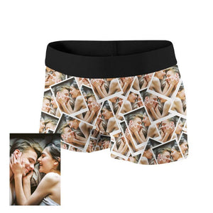 Custom Photo Gallery Boxer - faceonboxer