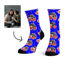 Load image into Gallery viewer, Custom We Are Married Socks -