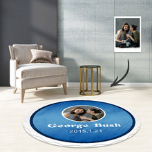 Load image into Gallery viewer, Classic Corona beer rug round carpet living room mat