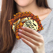 Load image into Gallery viewer, Halloween Custom Poker Cards Personalized One-Side Playing Cards