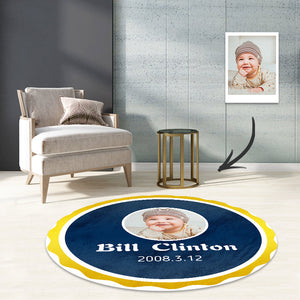 Corona beer carpet round rugs indoor mat