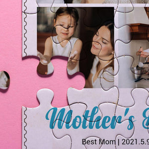 Personalized Photo Jigsaw Puzzle  - 120-1000 pieces