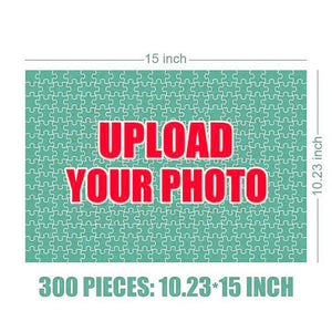 Personalized Mom's Photo Jigsaw Puzzle  - 120-1000 pieces