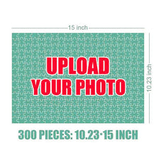 Load image into Gallery viewer, Personalized Photo Jigsaw Puzzle  - 120-1000 pieces
