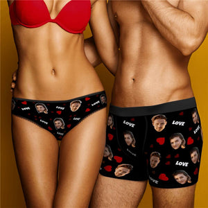 Custom Funky Gift Smash Face Panties
