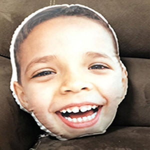Custom Face Pillow, create your own pillow, crazy face pillow gift, multiple sizes to choose
