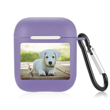 Load image into Gallery viewer, Airpods Case Custom Photo Lovely Dog