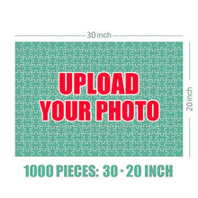 Load image into Gallery viewer, Personalized Photo Jigsaw Puzzle For Mommy- 35-1000 pieces