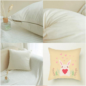 "Custom Baby Kids Photo Throw Pillow Sweet Heart Birthday Gift Home Decors 15.75""*15.75"""