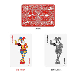 Giant Jumbo Playing Custom Made Full Deck Oversized Poker Cards