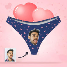 Load image into Gallery viewer, Custom Funky Gift Multicolor Smash Face Panties