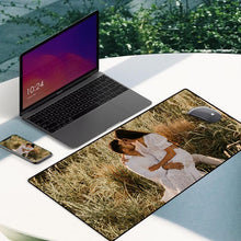 Load image into Gallery viewer, Custom Photo Mouse Pad For lovers
