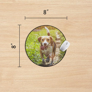 Custom Photo Mouse Pad For Pet