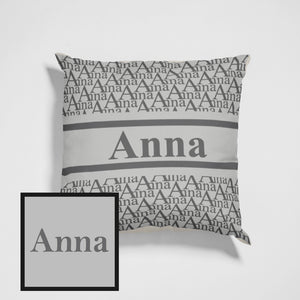 "Classic Custom Name Throw Pillow For Gifts Ideas Personalized Pillow Home Decos 15.75""*15.75"""