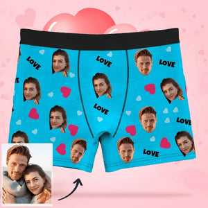 Custom Valentine's Day Gift Smash Face Panties
